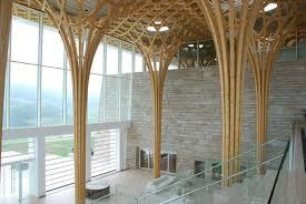 Wood Structure Design Software Free by Free Form Structures For Wood Projects From Blumer Lehmann