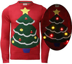 christmas tree jumper with lights 46 best xmas style sweater images on pinterest xmas trees