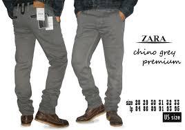 Celana Zara zara chino celana chino