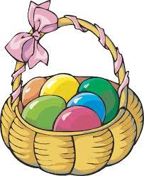 Easter Egg Basket Decorations by Easter Egg Decorating Ideas Hunt Baskets Games Ideas Clip Art