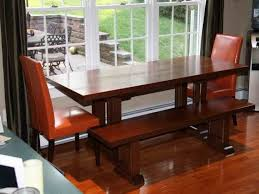 Oval Kitchen Table With Bench Dining Tables Narrow Dining Tables For Small Spaces With Sweet