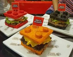 jeux de cuisine burger restaurant lego un restaurant sur la thématique du fameux jeu de