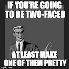 Two Face Meme - kill yourself guy meme imgflip
