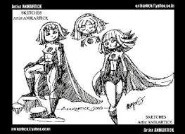 chennai animation artist anikartick sketches chennai animation