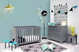 chambre bébé gris et turquoise chambre bebe gris bebe confort axiss