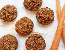 gluten free carrot cake muffins u2014 sage and celery