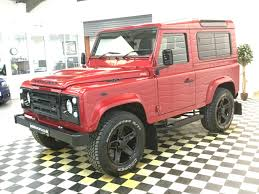 land rover pink used land rover defender sold going to portsmouth for sale in