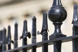 how to paint installed wrought iron railings home guides sf gate