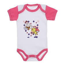 Amado Body para Bebê Menina Mangas Coloridas | Cegonha Encantada @ZY31