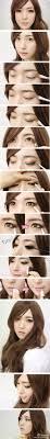 Asiatische Hochsteckfrisurenen Anleitung by Die Besten 25 Asiatisch Smokey Auge Ideen Auf