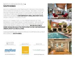 Modern Home Design Charlotte Nc South Kings Modern Homes A Contemporary Response To Contextual