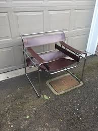 Vintage Butterfly Chair Knoll Hardoy Butterfly Chair Mid Century Modern Orange Bkf