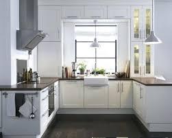 ikea cuisine blanche cuisine ikea blanc fabulous cuisine ikea metod avec faades