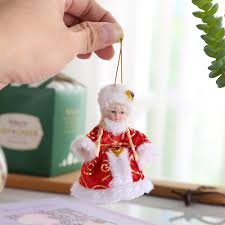 christmas home decorators cheap fashion small ceramic christmas ornaments modern porcelain