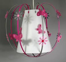 lustre chambre fille luminaire chambre enfant papillon fabrique casse noisette
