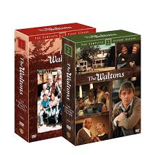 the thanksgiving story the waltons amazon com the waltons the complete first and second seasons