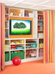 FAVORITE For Basement Toy Storage Even Better If It Isnt - Kids play room storage