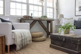 Rustic Living Room Chairs Modern Rustic Woodland Cottage Refreshed Designs