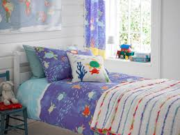 bedroom quilts and curtains kids nautical seaside boys bedding duvet cover set throw or