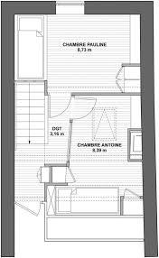 plan d une chambre combles aménagés 10 plans pour exemple d aménagement côté maison