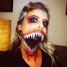 Nun Halloween Makeup by 68 Scary Halloween Makeup Ideas To Creep Your Friends Out At The
