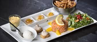 assiette cuisine un des meilleurs restaurants bordeaux le plat dans l assiette