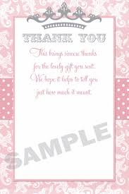 Thank You Cards For Baby Shower Gifts - amusing thank you note for baby shower guest 28 on baby shower