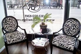 Salon Waiting Chairs Not A Princess Salon Business Nails Magazine