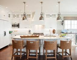 island chairs for kitchen 20 rattan chairs you can add to your kitchen home