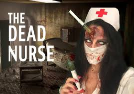 dead nurse halloween makeup youtube