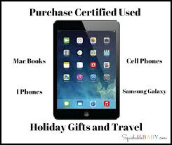 gazelle buy certified pre owned for holiday gifts and travel