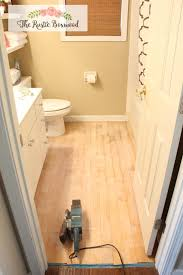 White Laminate Floors How To Paint Over Laminate Floors