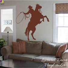 online buy wholesale cowboy window stickers from china cowboy