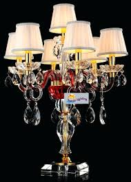 Chandelier Table Lamp Table Lamps Crystal Table Lamp Shade Chandelier Floor Lamps Uk