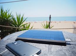 How Long To Charge Solar Lights - solartab c the world u0027s quickest solar charger indiegogo
