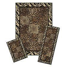 Leopard Print Runner Rug Leopard Rug Runner Ebay