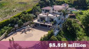 Iron Man Malibu House by Emmy Winning Producer Gregory Sills Lists Point Dume Estate For