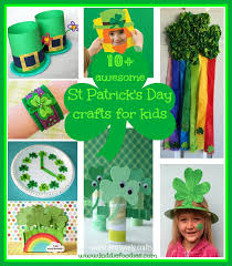 10 awesome st patrick u0027s day crafts for kids kiddie foodies