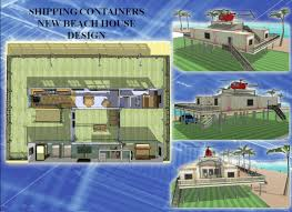 underground shipping container homes shipping containers beach