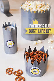 easy diy s day gifts diy tutorial king of duct wrappers s day ideas