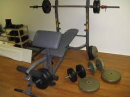 Competitor Workout Bench Competitor Weight Bench Buy Or Sell Exercise Equipment In
