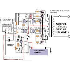 schematic high voltage inverter eletrônica pinterest high