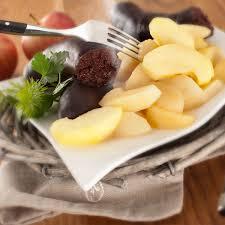 recettes cuisine vapeur recette boudins aux pommes magazine omnicuiseur