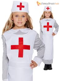 childrens nurse fancy dress ebay