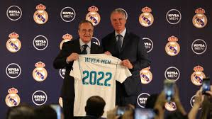 Real Madrid Nivea Real Madrid Kickoff Deal On Global Scale Beiersdorf