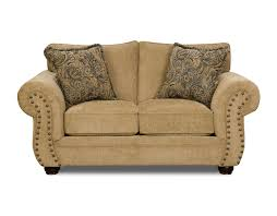 simmons antique memory foam sofa simmons upholstery 4277 pk l simmons victoria loveseat antique