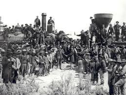 conclusion the transcontinental railroad created a national