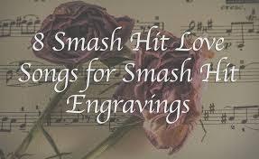 smash hits wedding band 8 smash hit songs for smash hit engravings tree hut design