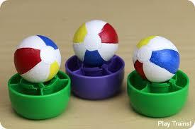 diy mini balls