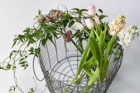 diy wedding garland with studio carta ribbon gardenista